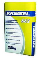 Шпаклевка цементно-известковая KREISEL 662 KALKZEMENT SPACHTELMASSE (25кг)