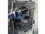Відбійний молоток Bosch GSH 501 (0611337020) + в подарок піка і зубило МАХ!, фото 5