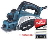 Рубанок MAKITA KP0800 + комплект ножей D-07951 в подарок!, фото 3