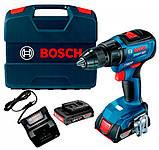 Аккумуляторный шуруповерт Bosch GSR 18V-50 (06019H5000), фото 6