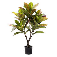 Искусственное растение Engard Codiaeum, 80 см (TW-18)