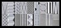 """3D панели гипсовые """"Майолика"""" для отделки стен и потолков 10х20"""