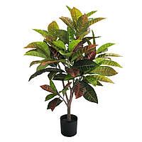 Искусственное растение Engard Codiaeum, 110 см (TW-19)