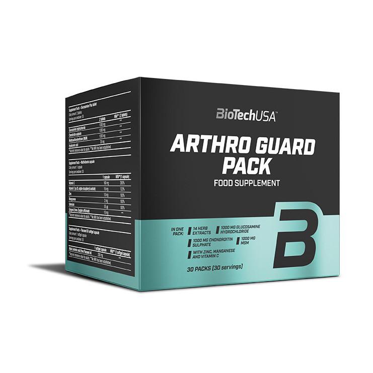 Хондропротектор BioTech USA Arthro Guard Pack 30 Packs