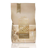 Воск для депиляции гранулированный ItalWax, 1000 г - белый шоколад