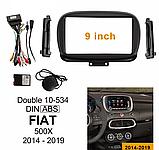Junsun 4G Android магнитола для Fiat 500X 2014 - 2020, фото 2