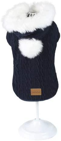 Свитер для собак Croci CUSHY BLUE 30 см
