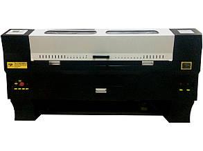 Лазерная машина для раскроя кожи, картона, бумаги LZ1610-2