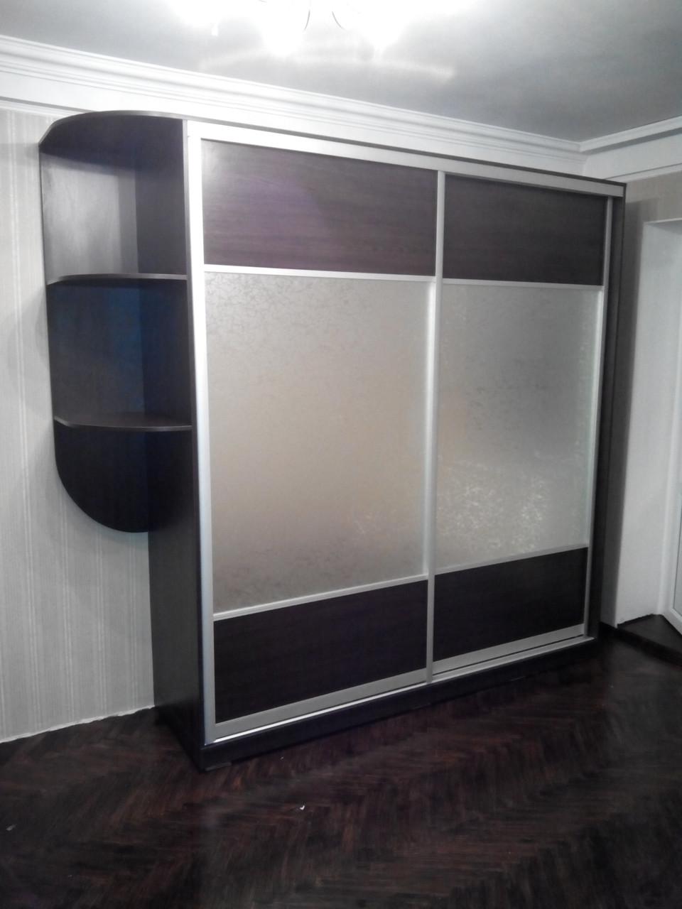 Шкаф купе Венге