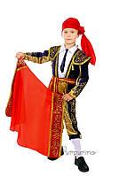 Детский карнавальный костюм Тореадора Код.350