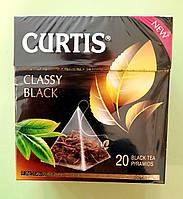 Чай Curtis Classic Black 20 пирамидок черный, фото 1