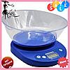 Кухонные электронные весы MATARIX MX-401 5кг с U