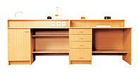 Комплект столов (демонстрационных) для кабинета химии, с мойкой