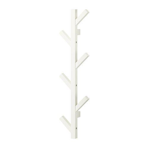 ЧУСИГ Вешалка, белый 78 см.