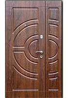 Дверь входная полуторная