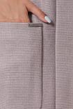 Женское Пальто П-347-М-90 GLEM перламутр размер 42, (030-0014), фото 4