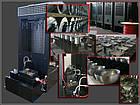 Печь на отработке MTM 15-35 кВт GT, фото 5