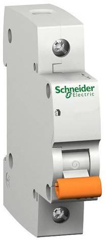 Автоматический выключатель Schneider Electric ВА63, 1п, 10А С, фото 2