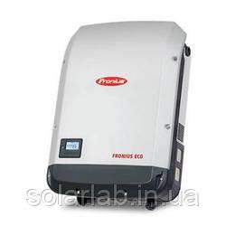 Инвертор сетевой Fronius ECO 27.0-3-S Light (27 кВт, 3 Фазы/ 1 трекер)