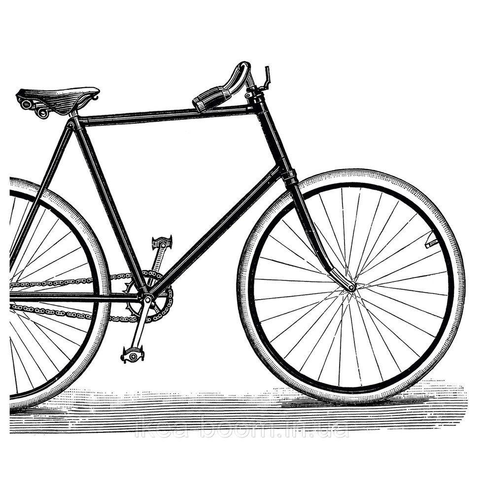 БИЛЬД Постер, Дедушкин велосипед