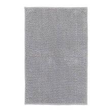 ТОФТБУ Килимок для ванної, сірий 50x80 cm