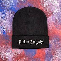 Черная шапка Palm Angels, фото 1