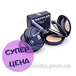 Пудра 2 в 1 Kryolan professional make up natural smoth powder