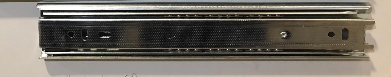 Телескопическая направляющая полное выдвижение GIFF 35 мм, L - 450