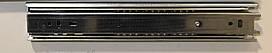 Телескопічна направляюча повний висув GIFF 35 мм, L - 450