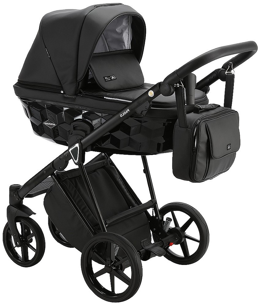 Дитяча універсальна коляска 2 в 1 Adamex Paolo SA-2