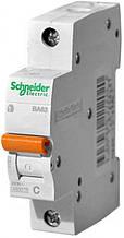 Автоматичний вимикач Schneider Electric ВА63, 1п, 16А З