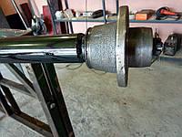 Балка для прицепа усиленная со шплинтоваными ступицами под жигулевское колесо АТВ-140(01Р)