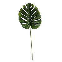 Искусственный лист Engard Monstera, 74 см (TW-06)
