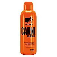 Жиросжигатель Extrifit Carni 60 000 Liquid, 1 литр Лимон-апельсин