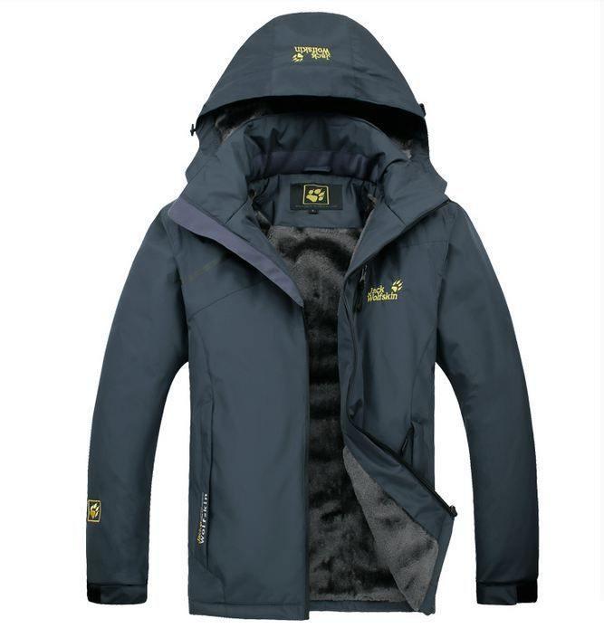 Мужская куртка JACK WOLFSKIN. Куртка мужская зимняя. Зимние куртки с мехом  мужские. Распродажа e51e1373366