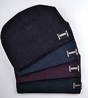 №653 Мужская шапка Бремен р.55-59