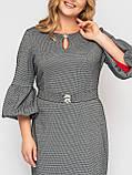 Платье женское Пари серое, фото 4