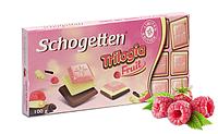Шоколад Schogetten (Германия) Trilogia Fruit