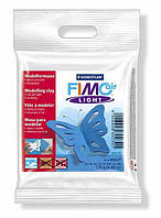 FIMOair light легкая полимерная глина на водной основе, высыхающая на воздухе, 125 гр., цвет: синий