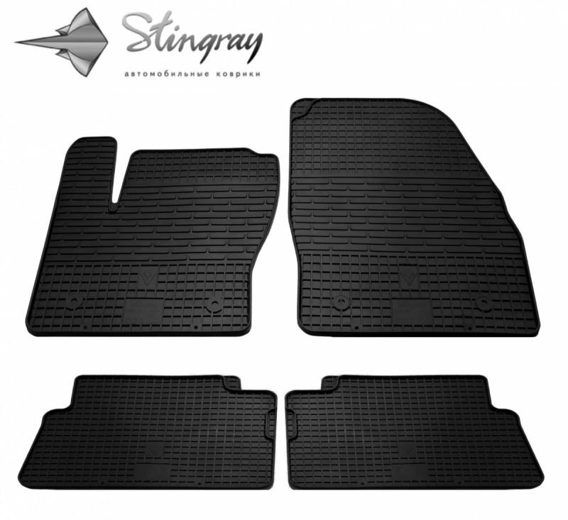 Коврики в салон Ford Kuga 2009-2013 / резиновые коврики Stingray