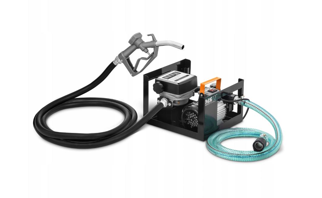 Паливна міні АЗС MSW Motor Technics MSW-OP60S