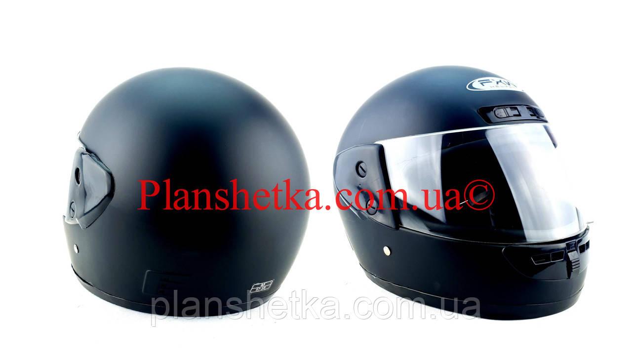 Шлем для мотоцикла Hel-Met 101 черный мат