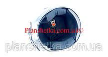 Шолом для мотоцикла Hel-Met 101 чорний мат, фото 3