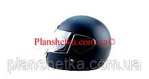 Шлем для мотоцикла Hel-Met 101 черный мат, фото 3