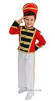 Детский карнавальный костюм Гусара Код.710