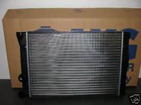 Радиатор VW Corado VR6 2.9 91-95г.630*310 535121253M