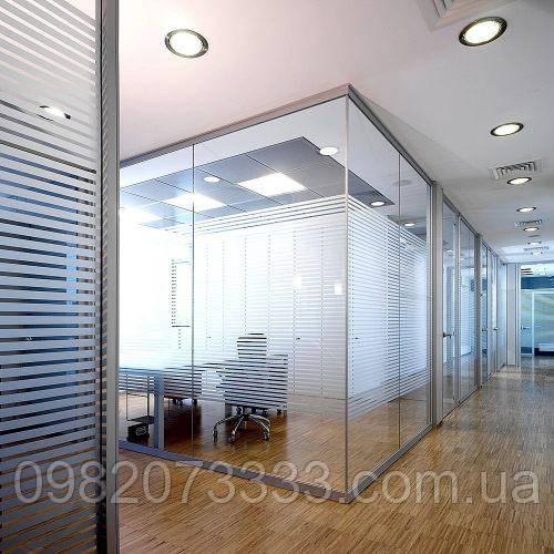 Тонировочная декоративная пленка Armolan Полоса для стеклянных перегородок, дверей ширина 1,524
