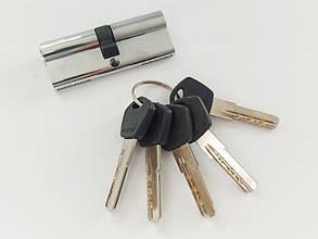 Цилиндр Avers DM-100-CR-ключ-ключ