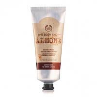 Крем для рук и ногтей «Миндаль» The Body Shop, 100 ml