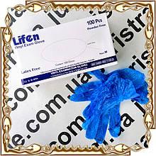 Перчатки медицинские виниловые Lifen Vinyl Exam Glove 50 пар/уп. Размер M
